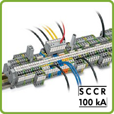 WAGO Rail-Mounted Terminal Block Systems